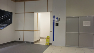 新潟駅在来線トイレ