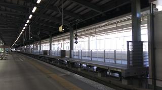 新潟駅のりかえホーム